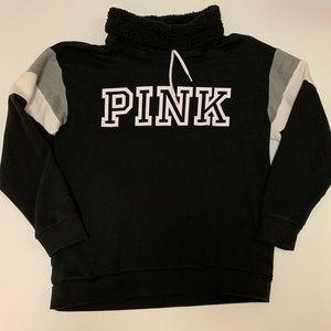 PINK Cowel Neck Sweater